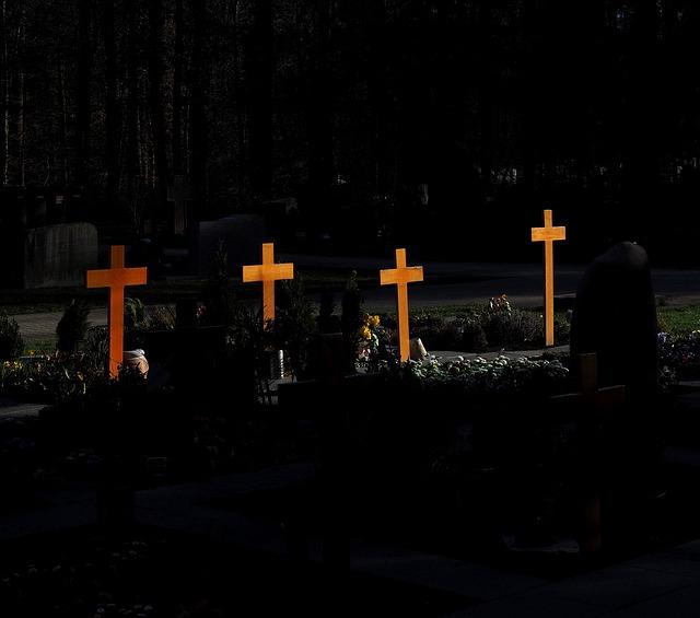cimiteri feti