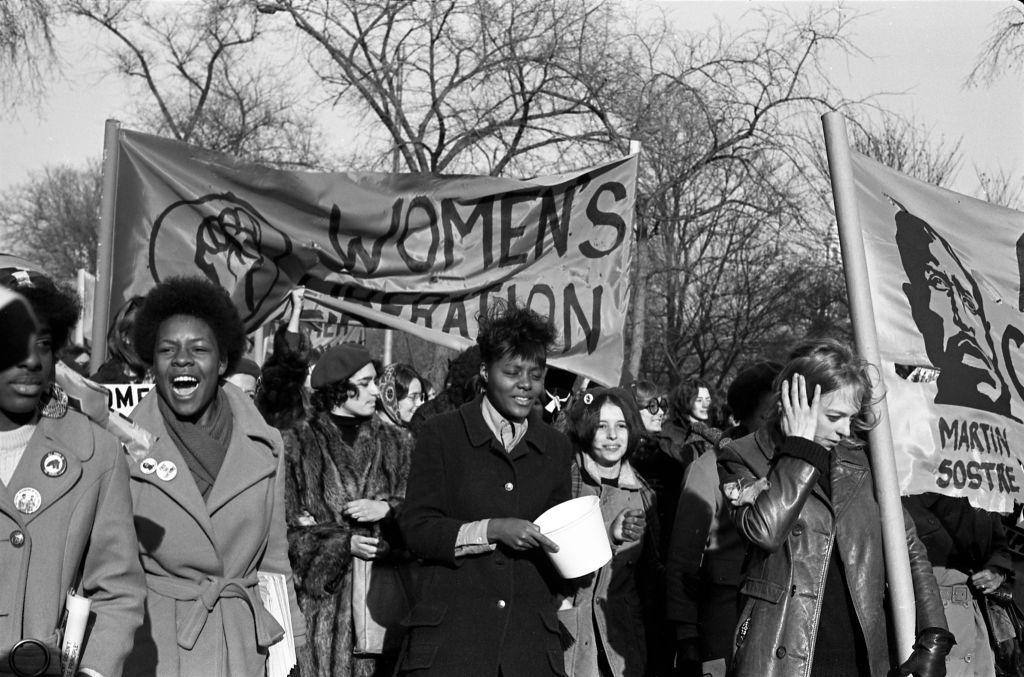 manifestazione diritti donne