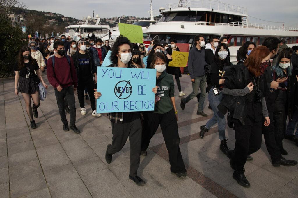manifestazioni Turchia